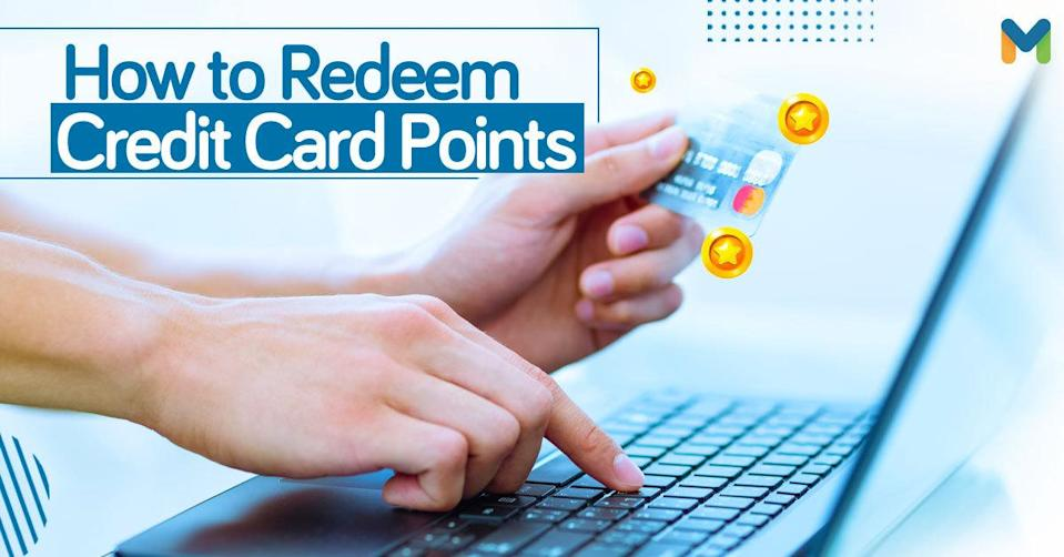Credit Card Points Redemption in the Philippines