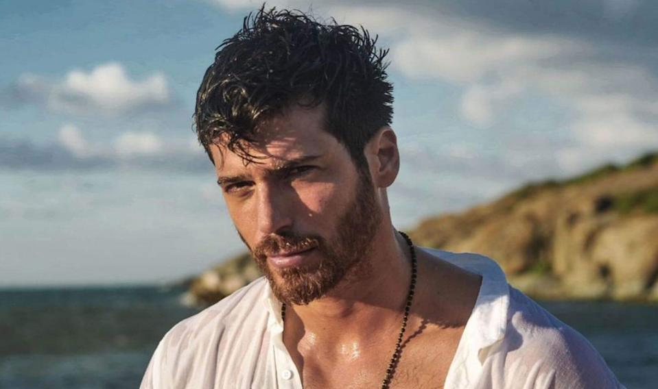 can yaman beneficenza multa