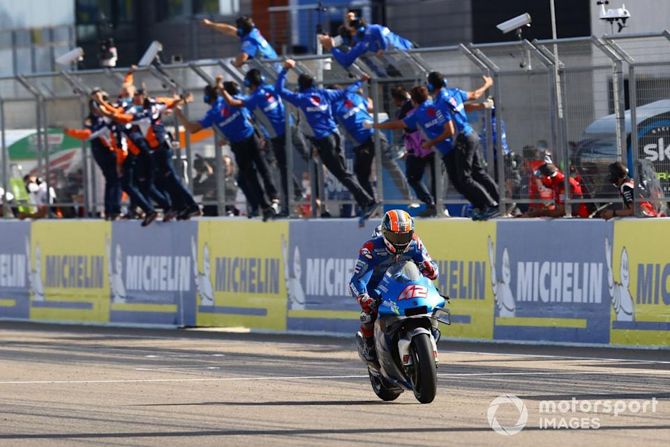"Alex Rins, Team Suzuki MotoGP (1) <span class=""copyright"">Gold and Goose / Motorsport Images</span>"