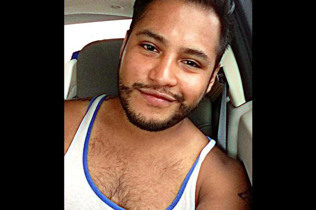 <p>This undated photo shows Frank Hernandez, one of the people killed in the Pulse nightclub in Orlando, Fla., early Sunday, June 12, 2016. (Facebook via AP) </p>