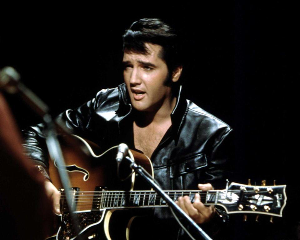 <p><strong>Elvis Presley </strong></p><p>The King of Rock and Roll was born and raised in Tupelo, Mississippi where you can actually visit his childhood home today. He is the best-selling solo music artist of all time, crossing genres including pop, country, R&B, adult contemporary, and gospel. </p>