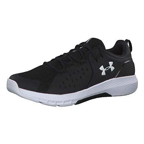"""<p><strong>Under Armour</strong></p><p>amazon.com</p><p><a href=""""https://www.amazon.com/dp/B07HKV5RFV?tag=syn-yahoo-20&ascsubtag=%5Bartid%7C2139.g.33501651%5Bsrc%7Cyahoo-us"""" rel=""""nofollow noopener"""" target=""""_blank"""" data-ylk=""""slk:BUY IT HERE"""" class=""""link rapid-noclick-resp"""">BUY IT HERE</a></p><p><del>$80</del><strong><br>$64.99 (19% OFF)</strong></p><p>Under Armour's Charged Commit 2.0 cross-trainers were designed to work for virtually any workout. Our recommendation would be to get these for HIIT or cross-training if you're looking for a durable workout shoe that won't break the bank.<br></p>"""