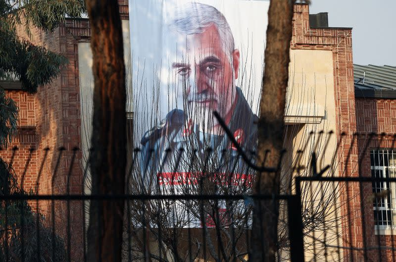 Exclusive: Informants in Iraq, Syria helped U.S. kill Iran's Soleimani - sources