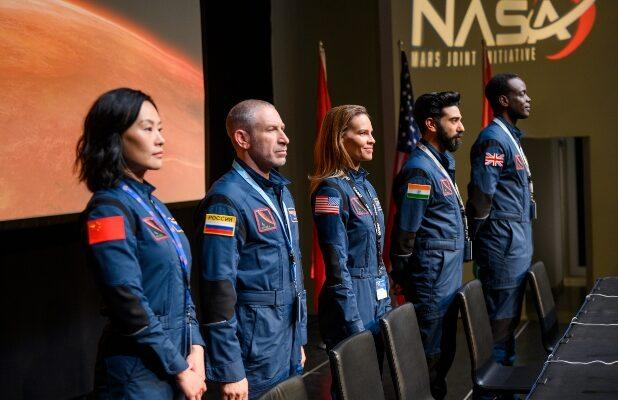 Netflix's 'Away': Which Astronaut Really Set Foot on Mars First?