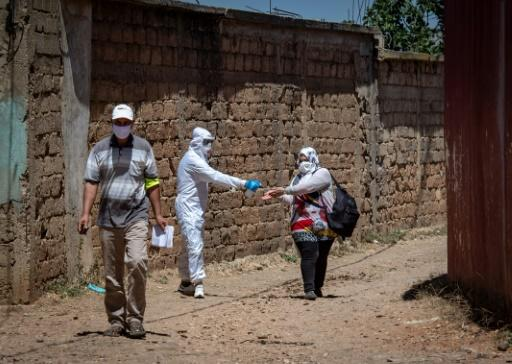 The WHO has warned the virus is still accelerating even as countries begin reopening