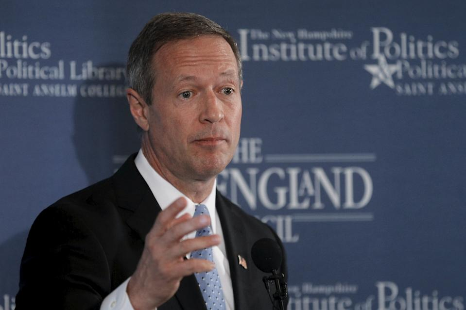 O'Malley: The Democratic Primary Is 'Rigged'