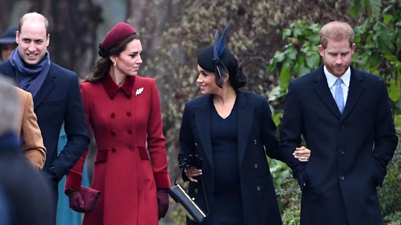 Kate Middleton hardly made Meghan Markle feel welcomed in the royal family