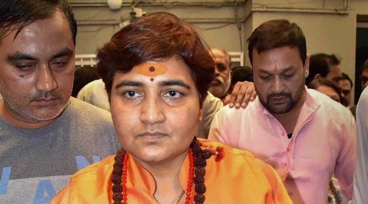 Bar Sadhvi from polls, trial still on: Malegaon victim's father to court