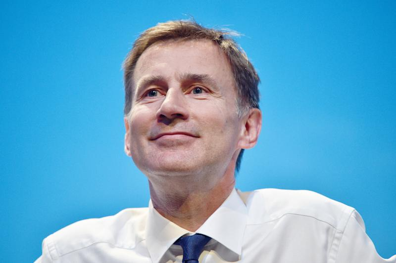 "Jeremy Hunt has told Mr Johnson: ""Don't be a coward"" (Picture: PA)"