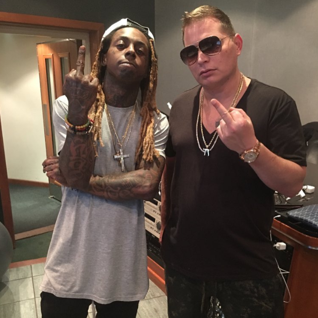 Lil Wayne and Scott Storch Are Working Together on 'Carter V'