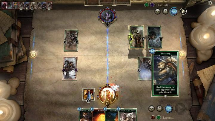 The Elder Scrolls Legends Beta Hands On