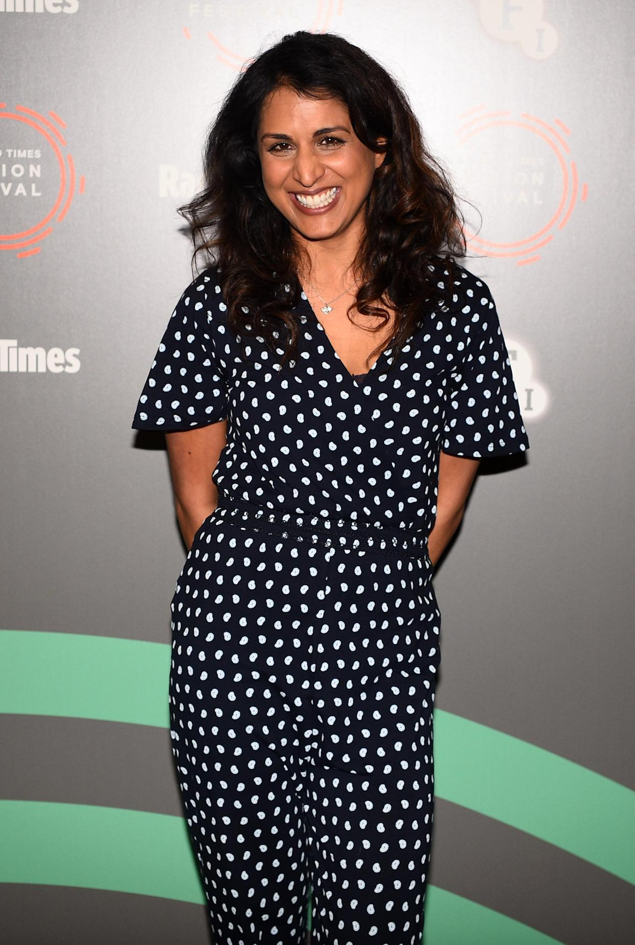 Maya Sondhi at a photo call for Line of Duty, during the BFI and Radio Times Television Festival at the BFI Southbank, London. (Photo by Kirsty O'Connor/PA Images via Getty Images)