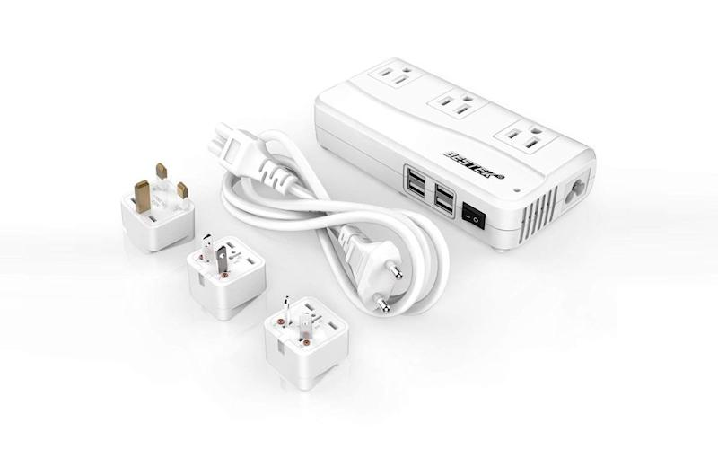The 5 Best Universal Travel Adapter/Converters