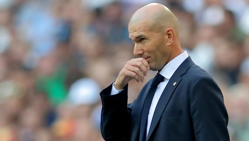 Zidane says Real 'not looking for revenge' against PSG