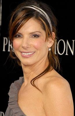 "Premiere: <a href=""/movie/contributor/1800018970"">Sandra Bullock</a> at the Hollywood premiere of TriStar Pictures' <a href=""/movie/1809420479/info"">Premonition</a> - 3/12/2007<br>Photo: <a href=""http://www.wireimage.com"">Steve Granitz, WireImage.com</a>"
