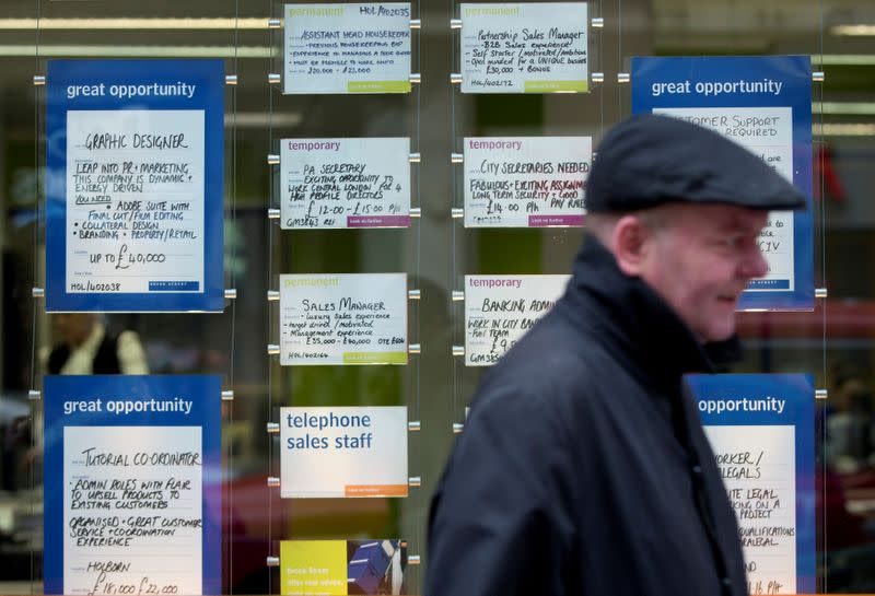 UK jobs market wanes in November as demand for staff fades - REC