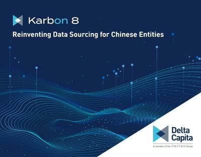 "Karbon 8 is the latest proprietary technology solutions Delta Capita has brought to market, reinventing how we source and access KYC data for China entities. Learn more on how Delta Capita can partner and work with you in ""reinventing"" your value chain. Let's Reinvent."