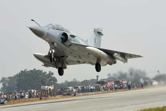 Air force, navy stare at fund crunch next fiscal