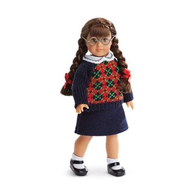 """<p><a href=""""https://www.goodhousekeeping.com/life/parenting/g2708/facts-about-american-girl-dolls/"""" rel=""""nofollow noopener"""" target=""""_blank"""" data-ylk=""""slk:A new American Girl Doll"""" class=""""link rapid-noclick-resp"""">A new American Girl Doll</a> will run you about $120, but isn't it reassuring to know that discontinued dolls like Felicity, Samantha, Kirsten, and Molly live on somewhere? If you have <a href=""""https://www.ebay.com/itm/American-Girl-Pleasant-Company-Molly-Doll-with-Accessories/192667454506?hash=item2cdbe00c2a:g:xt4AAOSw~Qhbpx6n:rk:1:pf:0"""" rel=""""nofollow noopener"""" target=""""_blank"""" data-ylk=""""slk:one of these &quot;out of print&quot; dolls"""" class=""""link rapid-noclick-resp"""">one of these """"out of print"""" dolls</a> at home, with their original clothing and accessories, you could make as much as $11,000. </p>"""