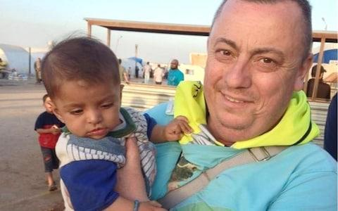 <span>Alan Henning, a 47-year-old former cab driver from the Manchester area was killed after being captured by Islamic State</span> <span>Credit: PA </span>