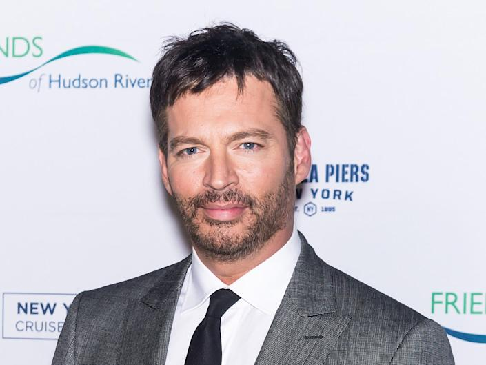 Singer, pianist, talk show host and actor, Harry Connick Jr. attends the 2016 Friends Of Hudson River Park Gala at Hudson River Park's Pier 62 on October 13, 2016 in New York City.