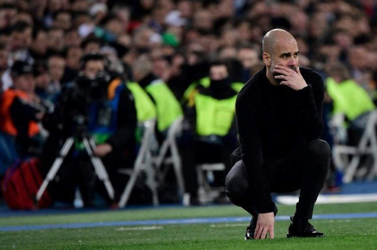 Manchester City manager Pep Guardiola is wary of a Real Madrid fightback in the second leg of their Champions League last 16 tie