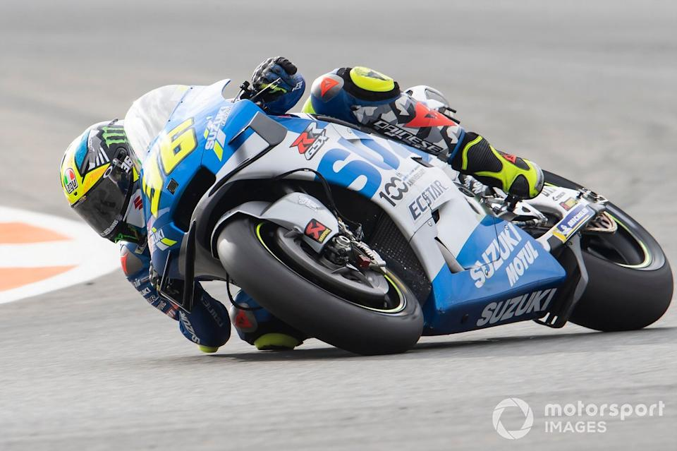 "Joan Mir, Team Suzuki MotoGP<span class=""copyright"">Gold and Goose / Motorsport Images</span>"