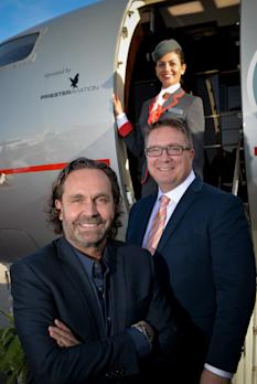 VistaJet Selects Priester Aviation to Operate Challenger 350 Aircraft Fleet in the United States