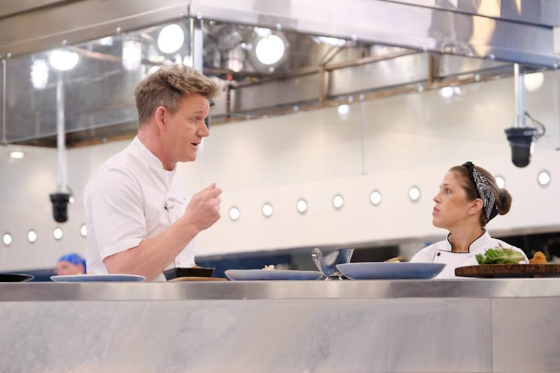 Gordon Ramsay's Hells Kitchen visit aren't always enough to save restaurants. (Photo by FOX Image Collection via Getty Images)