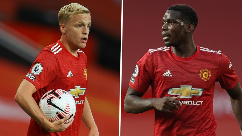 Man Utd legend picks Van de Beek over Pogba as Robson also calls for 'top-drawer' signings