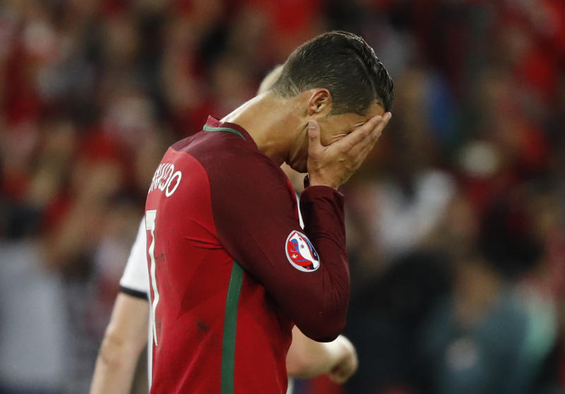 Euro 2016  Ronaldo misses penalty for Portugal and his haters celebrate 2cb5cc4926ce9