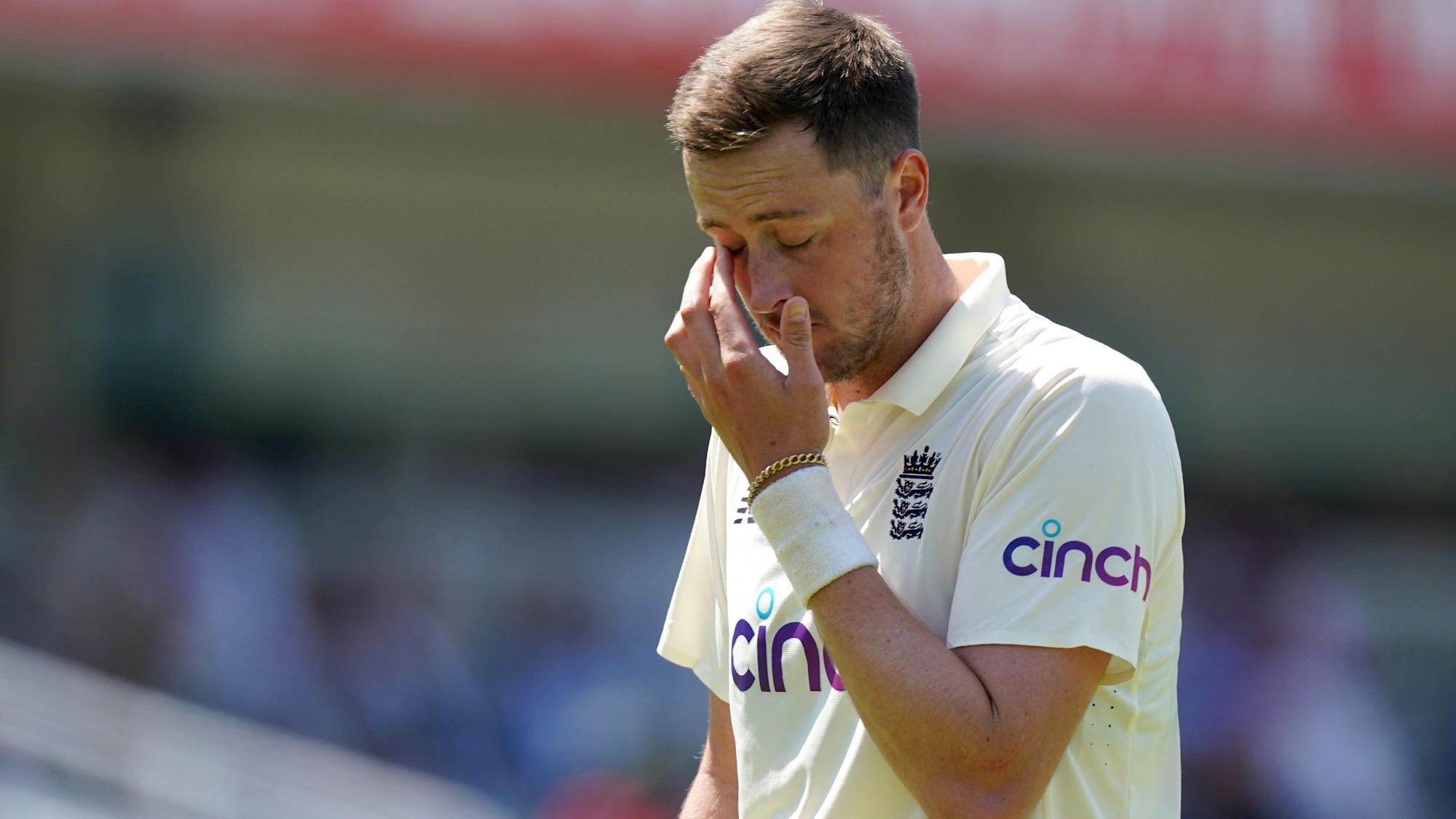 """Ollie Robinson Got Suspended from International Cricket Pending """"Disciplinary"""" Probe"""