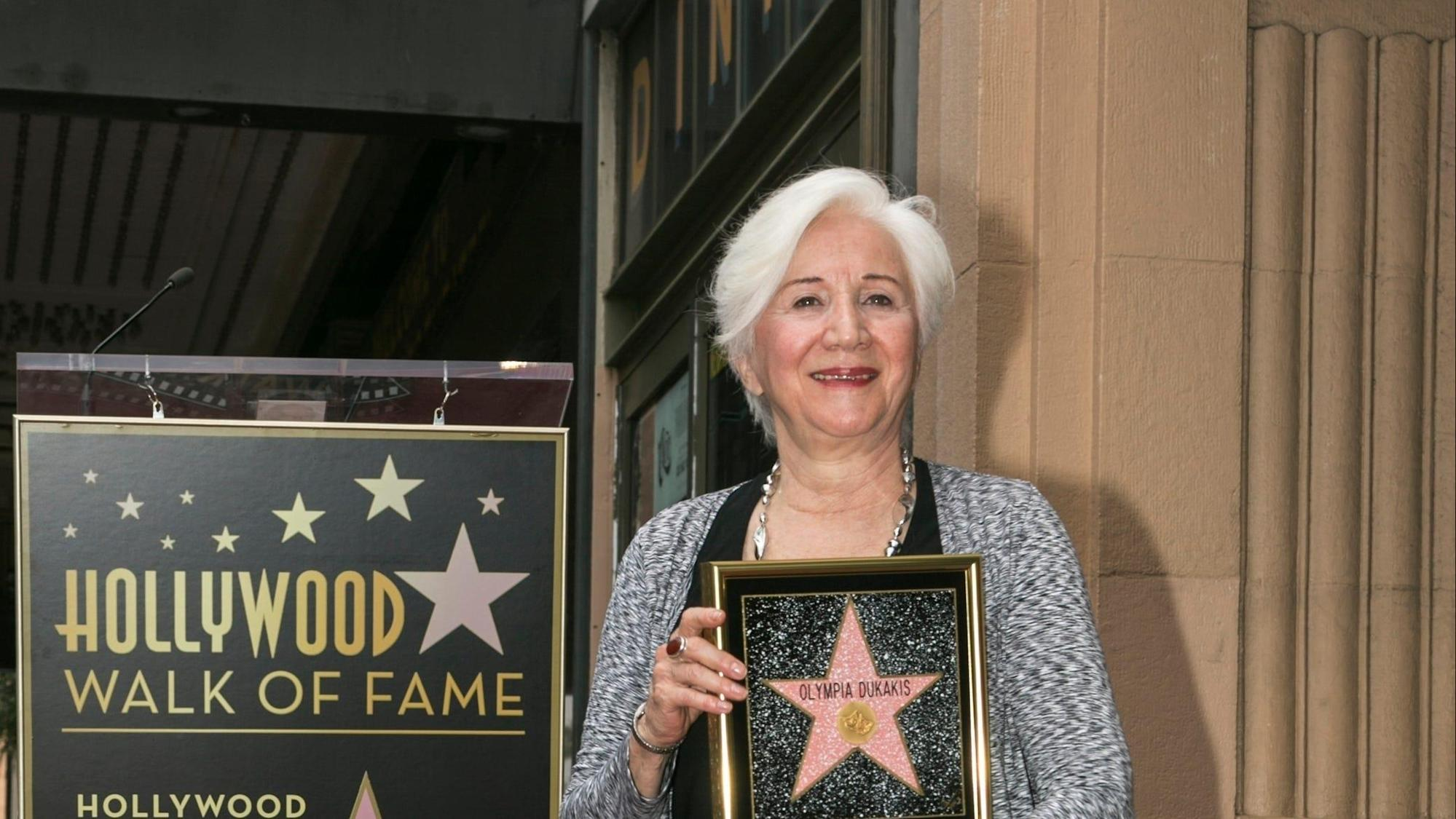 Tributes paid to 'genius' Oscar-winning actress Olympia Dukakis