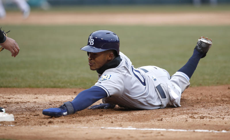 106d9f2db Mallex Smith is one of the few Rays of fantasy interest