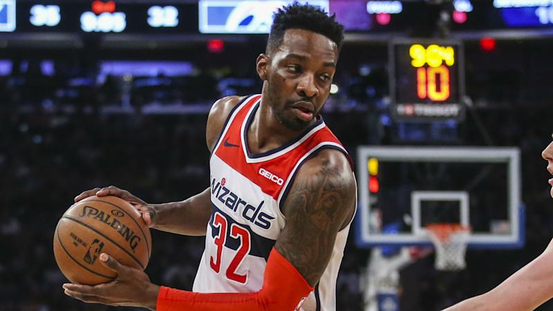 finest selection dddbb 22ba5 Jeff Green moves on from the Wizards, will reportedly sign ...