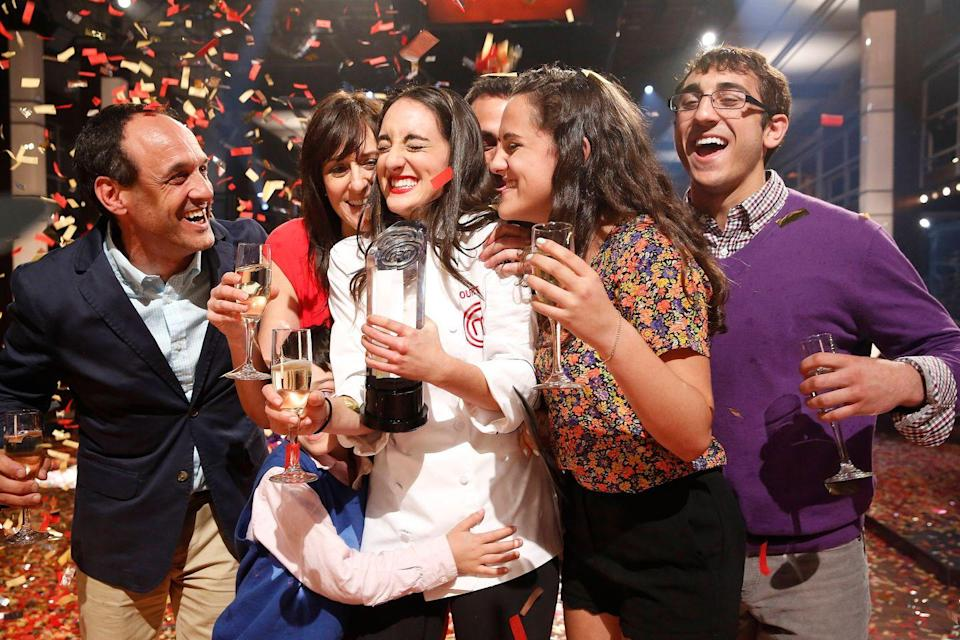 "<p>The champion of <em>MasterChef</em> isn't just given a trophy and accolades—there's a <a href=""https://www.msn.com/en-au/news/other/how-much-are-masterchef-contestants-paid-the-answer-will-shock-you/ar-BBWnWxa"" rel=""nofollow noopener"" target=""_blank"" data-ylk=""slk:cash prize in it for them"" class=""link rapid-noclick-resp"">cash prize in it for them</a>. The winner of the season takes home a cool $250,000 for dominating the cooking competition.</p>"
