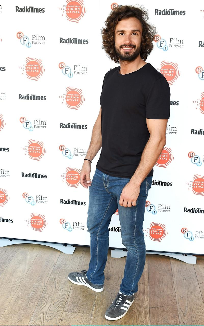 Joe Wicks - Credit: Tabatha Fireman/Getty Images Europe