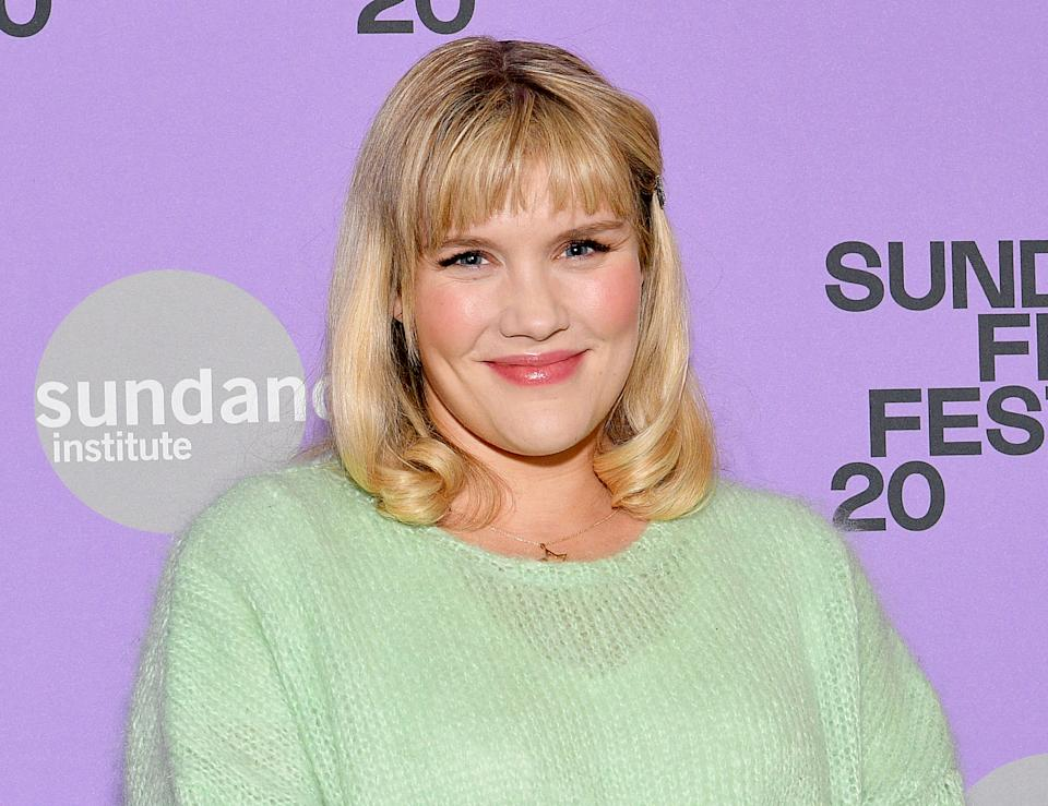 Emerald Fennell attends the 2020 Sundance Film Festival for the Promising Young Woman premiere in January. (Getty Images)