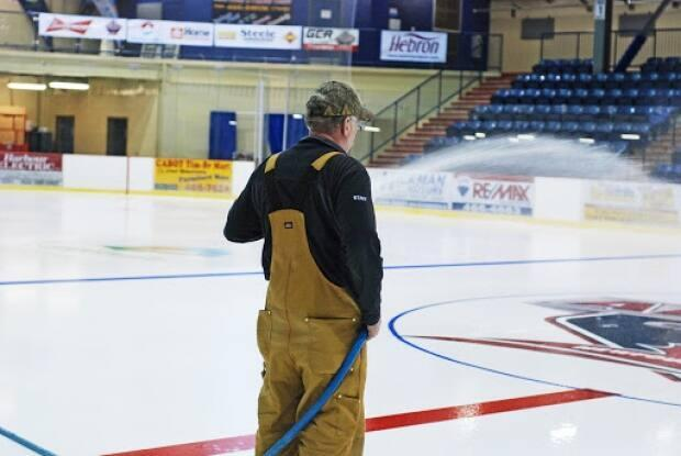 Kevin Goodyear says it will be hard to leave it all behind in retirement.  (Town of Clarenville - image credit)
