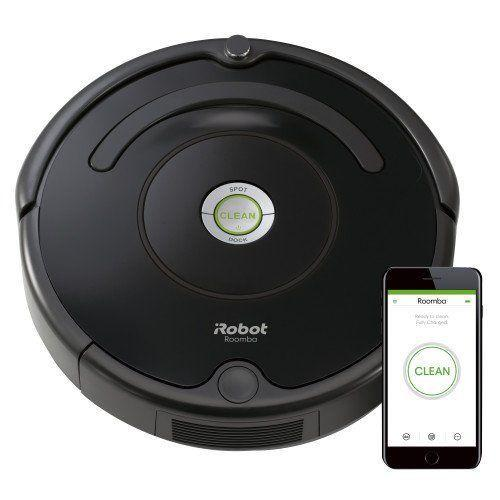 """<p><strong>iRobot</strong></p><p>amazon.com</p><p><strong>$269.99</strong></p><p><a href=""""https://www.amazon.com/dp/B07DL4QY5V?tag=syn-yahoo-20&ascsubtag=%5Bartid%7C2140.g.25752244%5Bsrc%7Cyahoo-us"""" rel=""""nofollow noopener"""" target=""""_blank"""" data-ylk=""""slk:Shop Now"""" class=""""link rapid-noclick-resp"""">Shop Now</a></p><p>To someone who takes their clean floors seriously, a robot vacuum can be very, <em>very</em> sexy.</p>"""