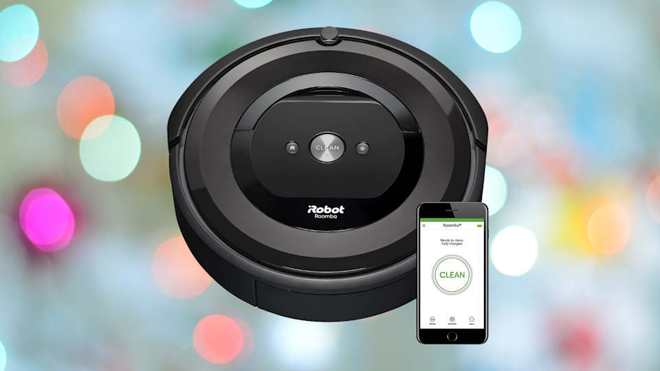 Save $60 on this iRobot Roomba e5 5150 Wi-Fi Connected Robot Vacuum. (Photo: QVC)