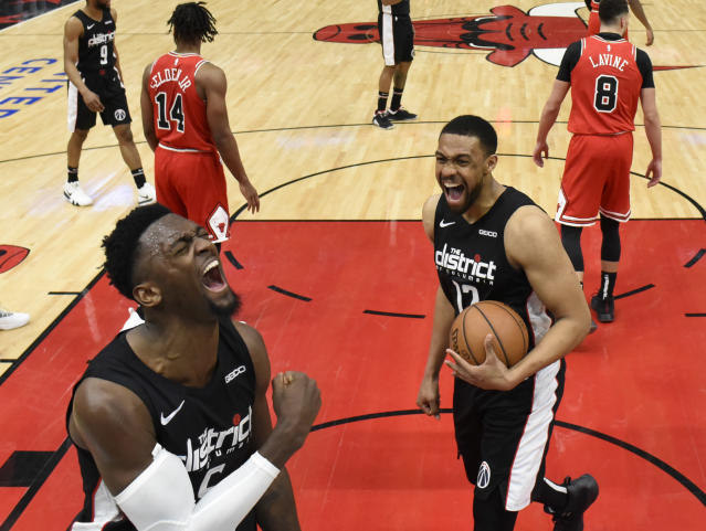 Bobby Portis bullied the Bulls for 29 minutes in his second game with the Washington Wizards but showed nothing but love for his former team three days after being dealt.