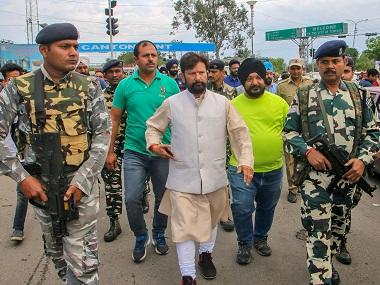 Hue-and-cry notice issued against Jammu and Kashmir BJP leader Choudhary Lal Singh's absconding brother