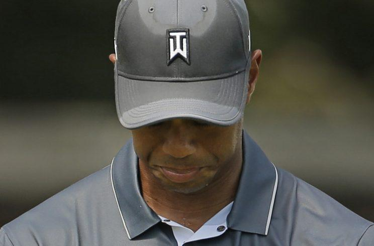 Tiger Woods completes