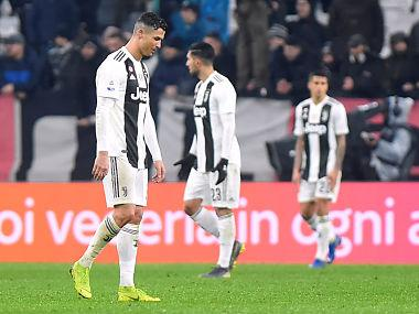 Serie A: Cristiano Ronaldo's brace cancelled out by late Gervinho double as Parma hold Juventus; Napoli close gap on leaders