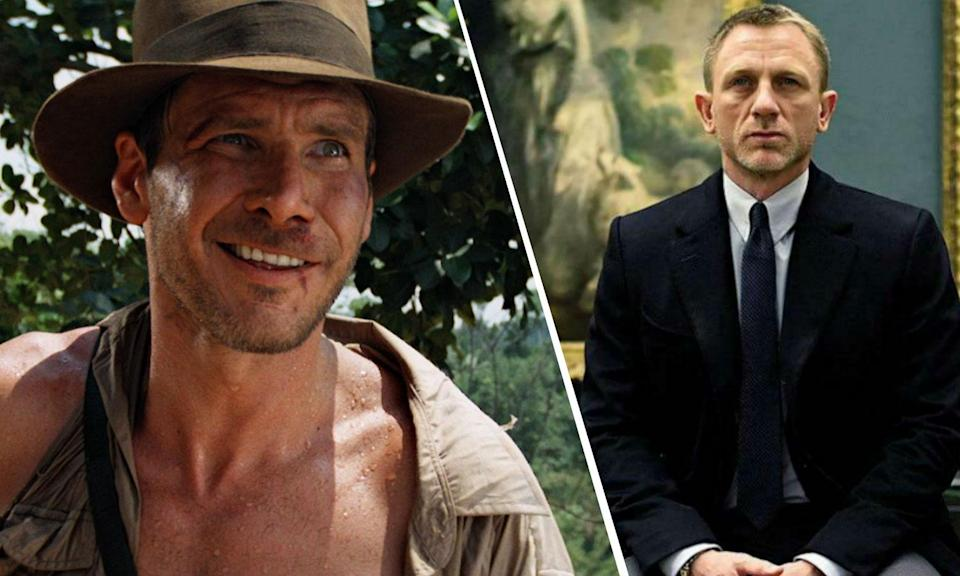 Why we don't need a female Bond or Indiana Jones