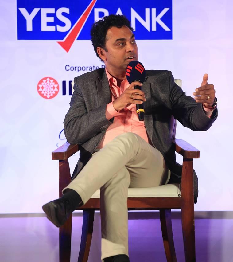 CEA K V Subramanian at Express Adda on Indian economy, GDP growth
