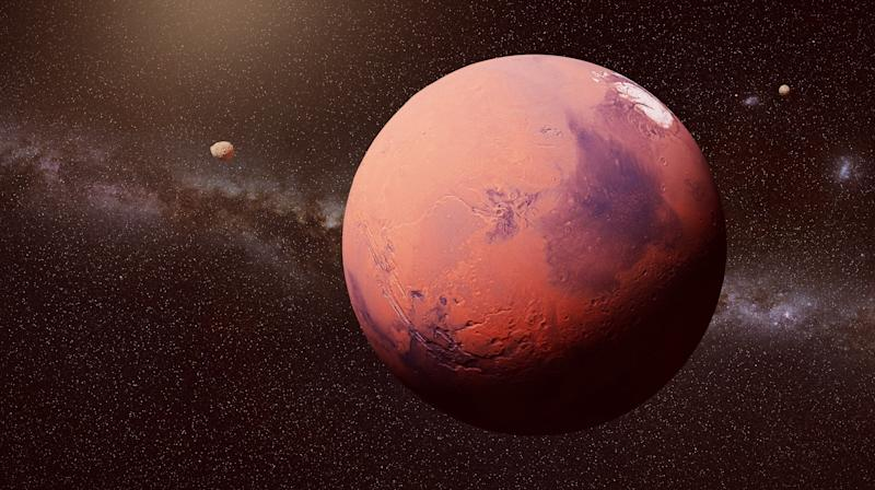 NASA Looking Toward Manned Mission To Mars 'Sometime In The 2030s'
