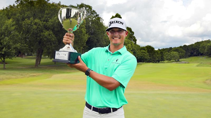 Max McGreevy wins 1st KFT title in Missouri after closing 64