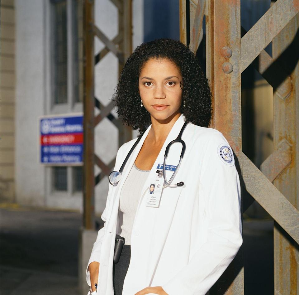 <p>In recent years, Gloria Reuben has appeared in shows like <em>Mr. Robot </em>and <em>The Blacklist</em>, as well as the Academy Award winning film <em>Lincoln</em>. But she's still best known for her role as Dr. Jeanie Boulet, for which Reuben received two Emmy nominations.</p>